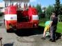 Brigáda v hasičské zbrojnici 18.9.2010