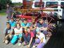 Cvičení mladých hasičů 22.8.2012
