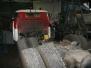 Opravy hasičského vozidla