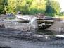Pomoc při záplavách v obci Višňová 4.-5.9.2010