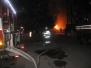 Požár v obci 30.4.2017