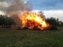 Požární dozor-pálení čarodějnic 30.4.2010