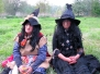 Požární dozor-pálení čarodějnic 30.4.2011