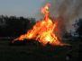 Požární dozor-pálení čarodějnic 30.4.2012