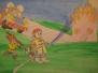 Soutěž Požární ochrana očima dětí