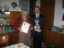 Nejstarší členka oslavila 90 let