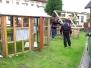 Stavba domečku na dětský den 16.5.2010
